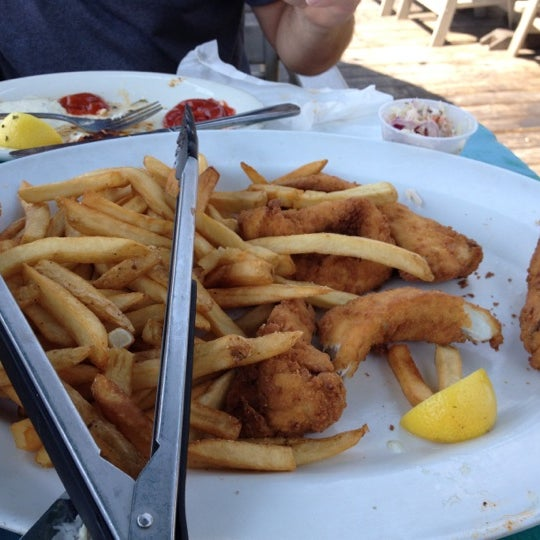 Photo taken at Fisherman's Wharf Seafood House by Michelle on 8/25/2012