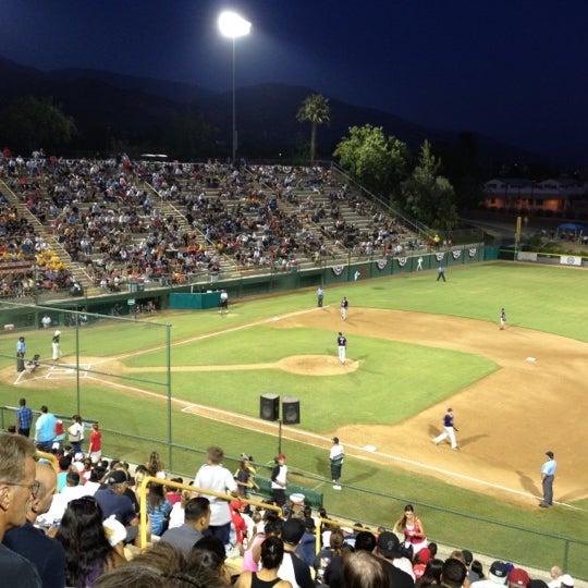 Photo taken at Little League Baseball Western Regional HQ by Kapua G. on 8/5/2012