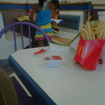 Photo taken at McDonald's by Josue J. on 5/5/2012