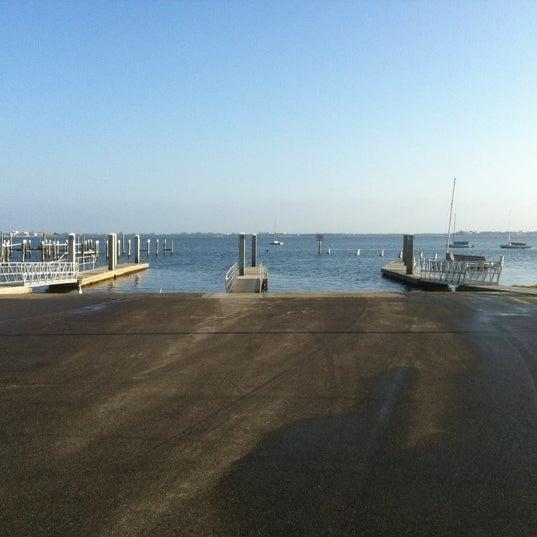 Jensen Beach Boat Ramp Park Fl