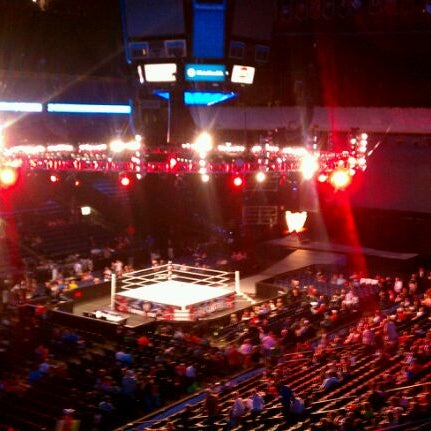 Photo taken at Nationwide Arena by Mike F. on 9/6/2011