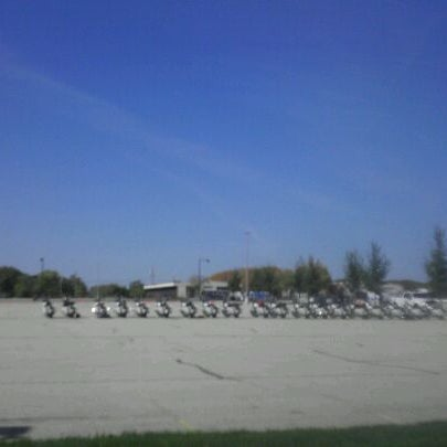 Photo taken at Waukesha County Expo Center by Nathan G. on 10/4/2011