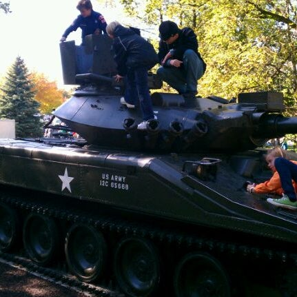Photo taken at Cantigny Park by Gentry on 10/1/2011