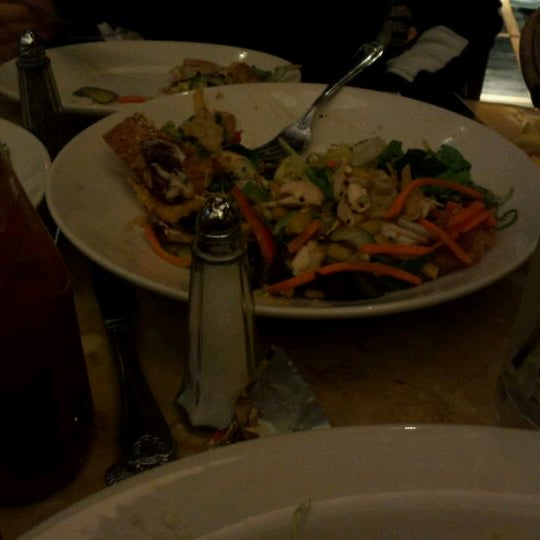 Photo taken at The Cheesecake Factory by Hojin S. on 12/31/2011
