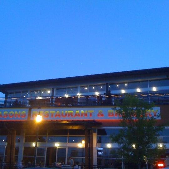 Photo taken at 5 Seasons Brewing by TANJA L. on 4/30/2011