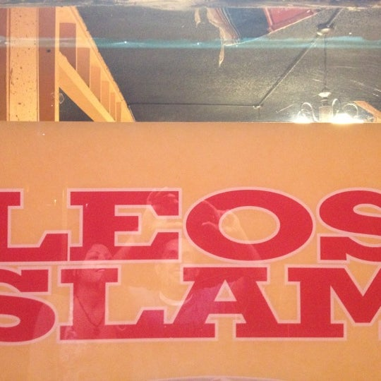 Photo taken at Leos Mexican Grill by david l. on 3/20/2012