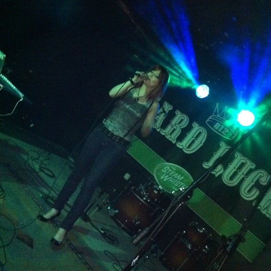 Photo taken at Hard Luck by Andrew (. on 4/14/2011