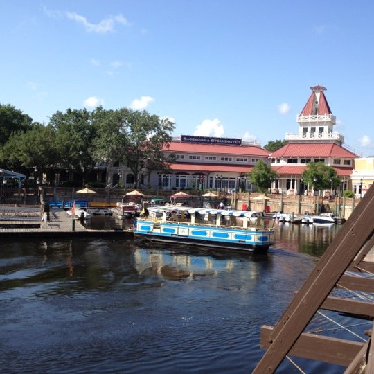Photo taken at Disney's Port Orleans Riverside Resort by Eric S. on 5/8/2012