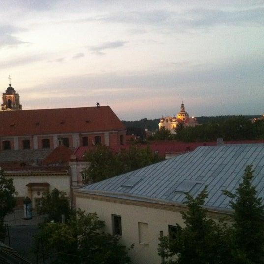 Photo taken at Comfort Hotel Vilnius by Damka on 6/30/2012