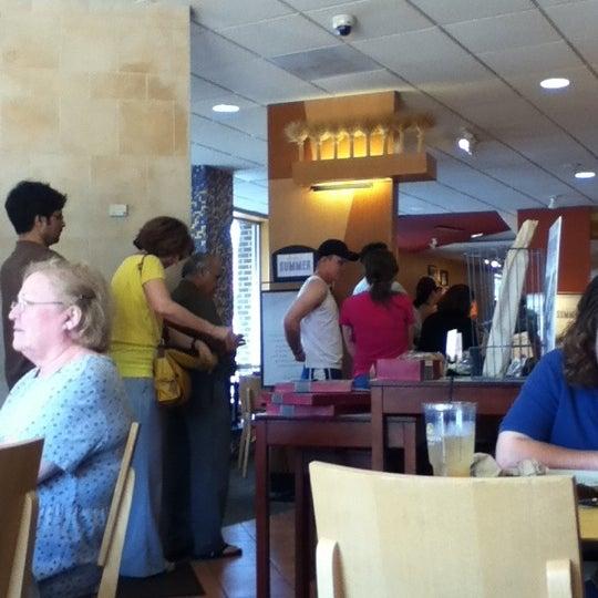 Photo taken at Panera Bread by Susan M. on 7/2/2012