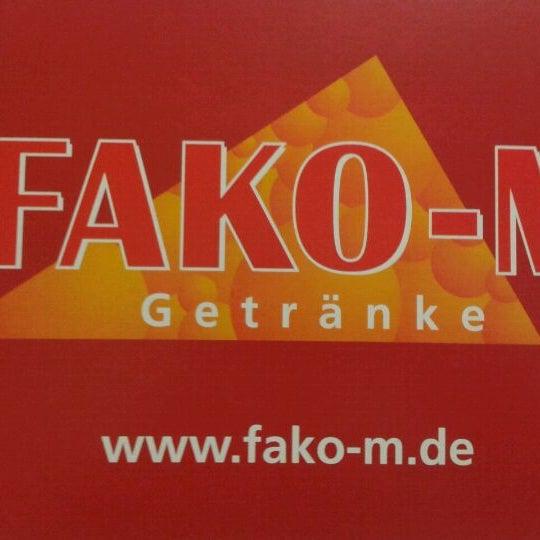 Fako-M Getränke GmbH & Co. KG - Am Fuchsberg 1