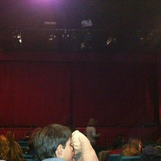 Photo taken at Sala Carolina by Voro P. on 12/18/2011