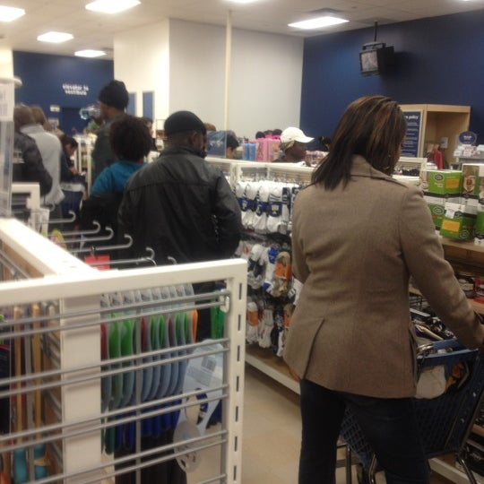 Photo taken at Marshalls by Shareef J. on 3/16/2012