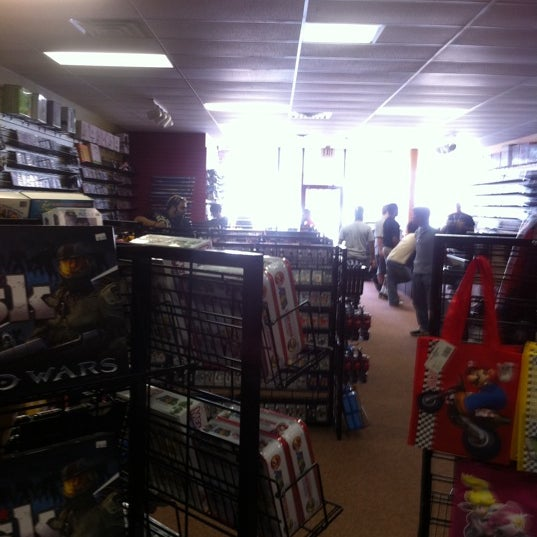 Photo taken at Game Over Videogames by Kelly Z. on 10/7/2011