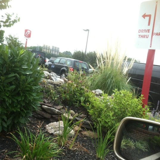 Photo taken at Chick-fil-A Bowie by Damien N. on 8/15/2012