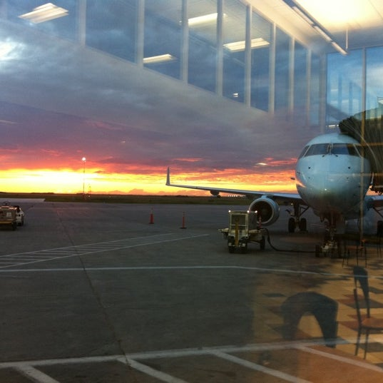 Photo taken at Saskatoon John G. Diefenbaker International Airport (YXE) by M on 7/26/2011