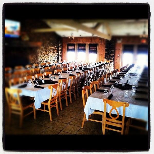 Photo taken at Anastasio's Steakhouse by Neil F. on 5/23/2012