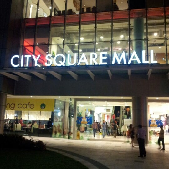 Photo taken at City Square Mall by Zulkaffi Y. on 9/2/2012