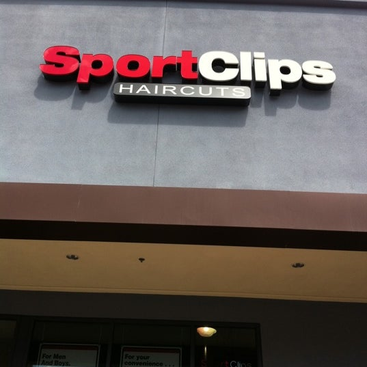 Sport Clips Haircuts Ladera Ranch Ca