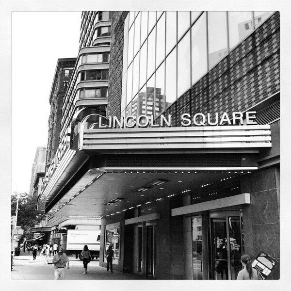 Снимок сделан в AMC Loews Lincoln Square 13 пользователем Anthony B. 9/2/2012