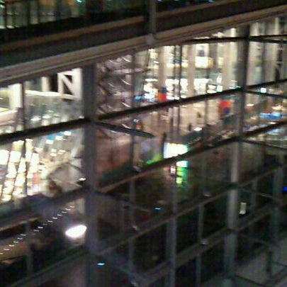 Photo taken at Glass Building by shige on 12/1/2011
