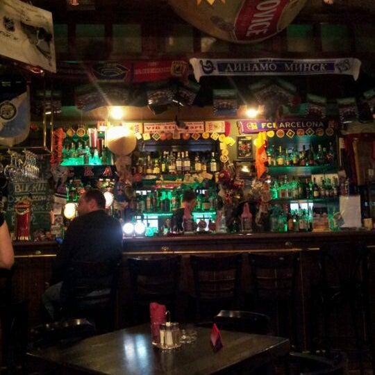 Снимок сделан в Паб №1 / Pub №1 пользователем Юлиана М. 5/19/2012