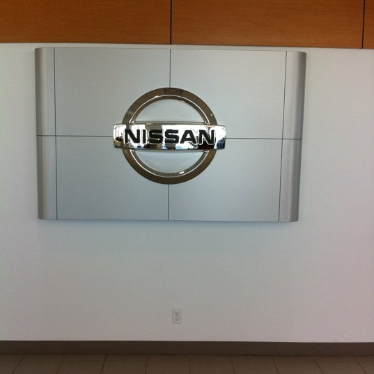 Photo Taken At Nelson Nissan By Michael F. On 4/11/2011
