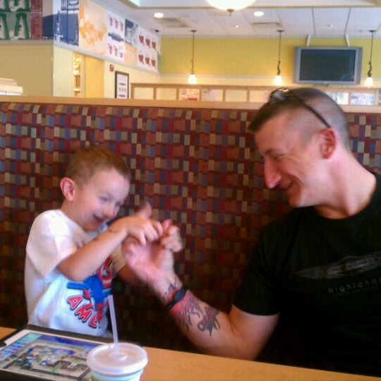 Photo taken at IHOP by Tracy B. on 8/10/2012