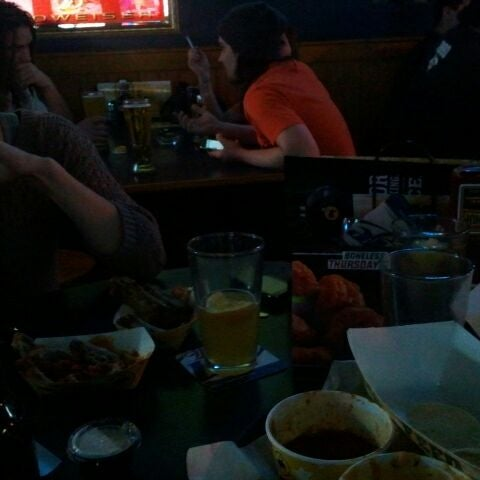 Photo taken at Buffalo Wild Wings by Isaiah on 1/3/2012