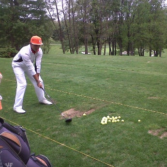 Photo taken at Penn State Golf Courses by Candace L. on 5/10/2012