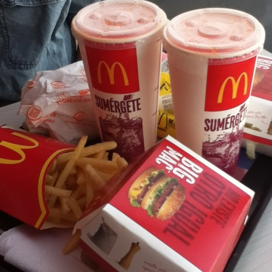 Photo taken at McDonald's by David A. on 5/15/2012