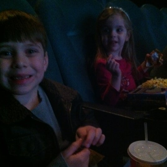 Photo taken at Regal Cinemas Green Hills 16 by Jennifer D. on 12/24/2011