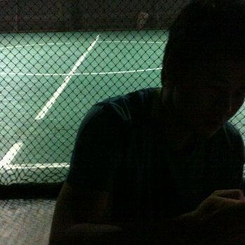 Photo taken at Anis & Eisya Danau Futsal by Gerhana N. on 1/7/2012