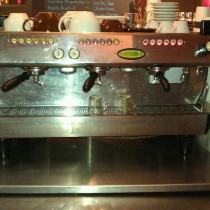 Photo taken at Hubbard & Cravens Coffee and Tea by Ashley S. on 3/14/2011