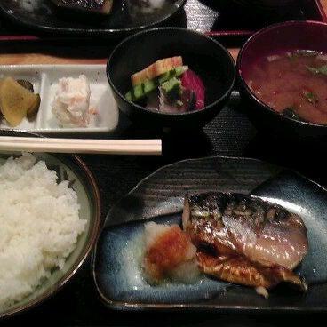 Photo taken at 上総屋 by GOGOGO! on 1/16/2012