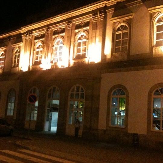 Photo taken at Estação Ferroviária de Porto-Campanhã by Sunit N. on 10/11/2011