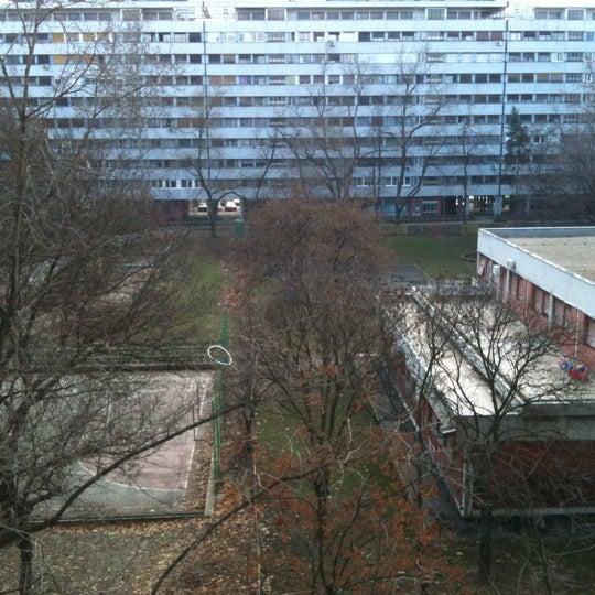 Photo taken at Blok 38 by Svetomir J. on 1/21/2012