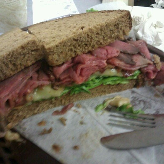 Photo taken at Big G's Deli by Bill B. on 10/30/2011