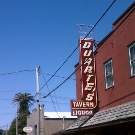 Photo taken at Duarte's Tavern by Danny M. on 4/6/2012