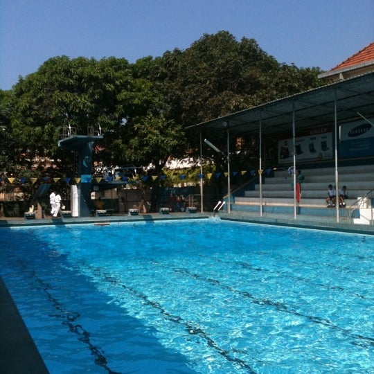 Royal College Swimming Pool 5 Tips