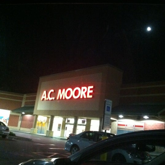 A c moore arts crafts queen village pennsport for Ac moore craft classes