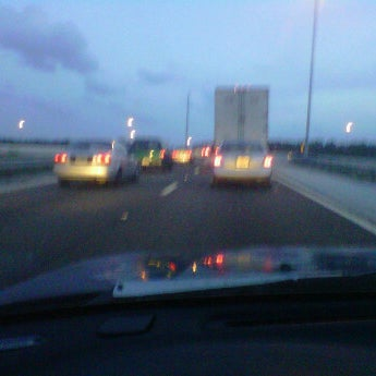 Photo taken at I-75 by Kirk A. on 9/5/2011