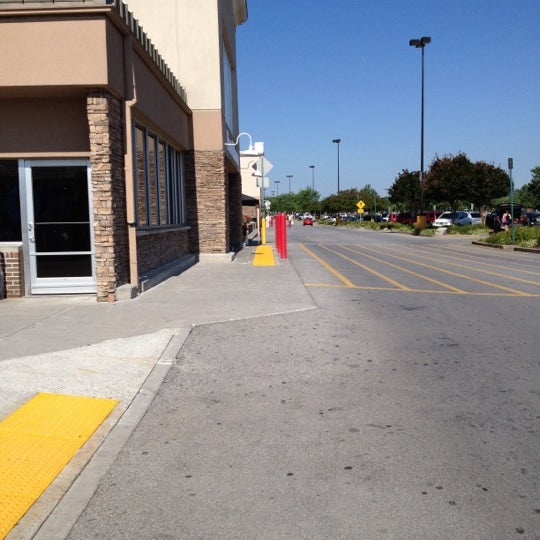 Photo taken at Walmart Supercenter by Aaron W. on 6/8/2012