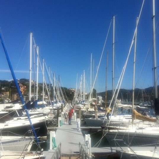 Photo taken at San Francisco Yacht Club by Stephanie D. on 9/8/2012