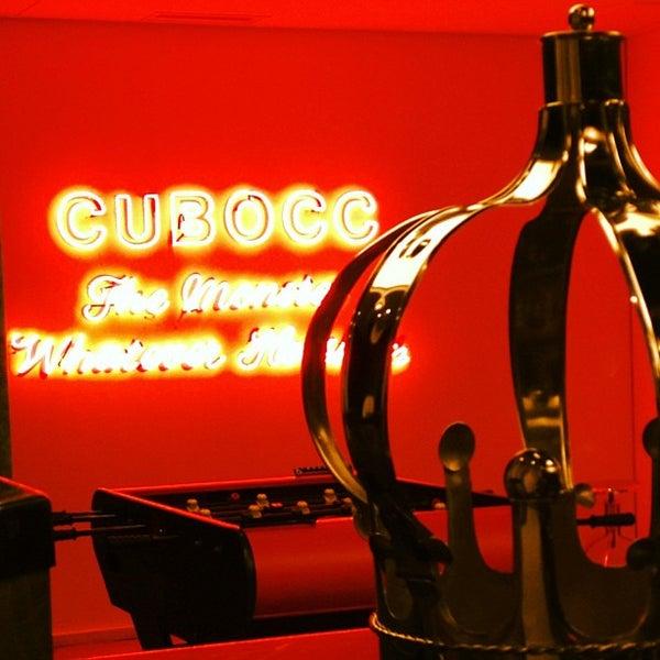 Photo taken at CUBOCC by Eduardo M. on 6/14/2012