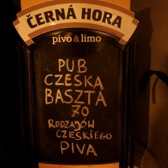 Foto diambil di Czeska Baszta oleh Człowiek Kapsel pada 3/2/2012
