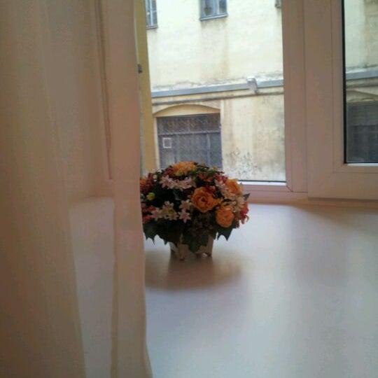 Снимок сделан в Арт-Отель Моховая пользователем Meri V. 6/1/2012