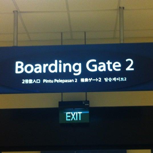 Das Foto wurde bei Tanah Merah Ferry Terminal von Jongjin H. am 9/11/2012 aufgenommen