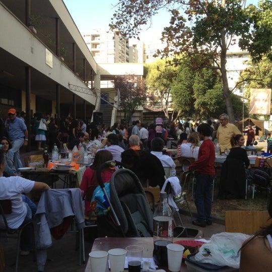 Foto tomada en Colegio San Juan Evangelista por DestelloDeAnge R. el 4/21/2012