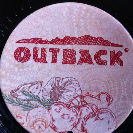 Photo taken at Outback Steakhouse by Meredith M. on 3/31/2012